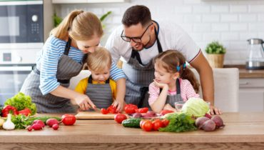 The Benefits of Cooking with Your Child